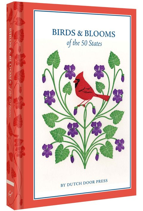 birds and blooms book