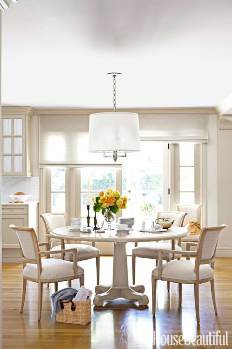 neutral dining chairs