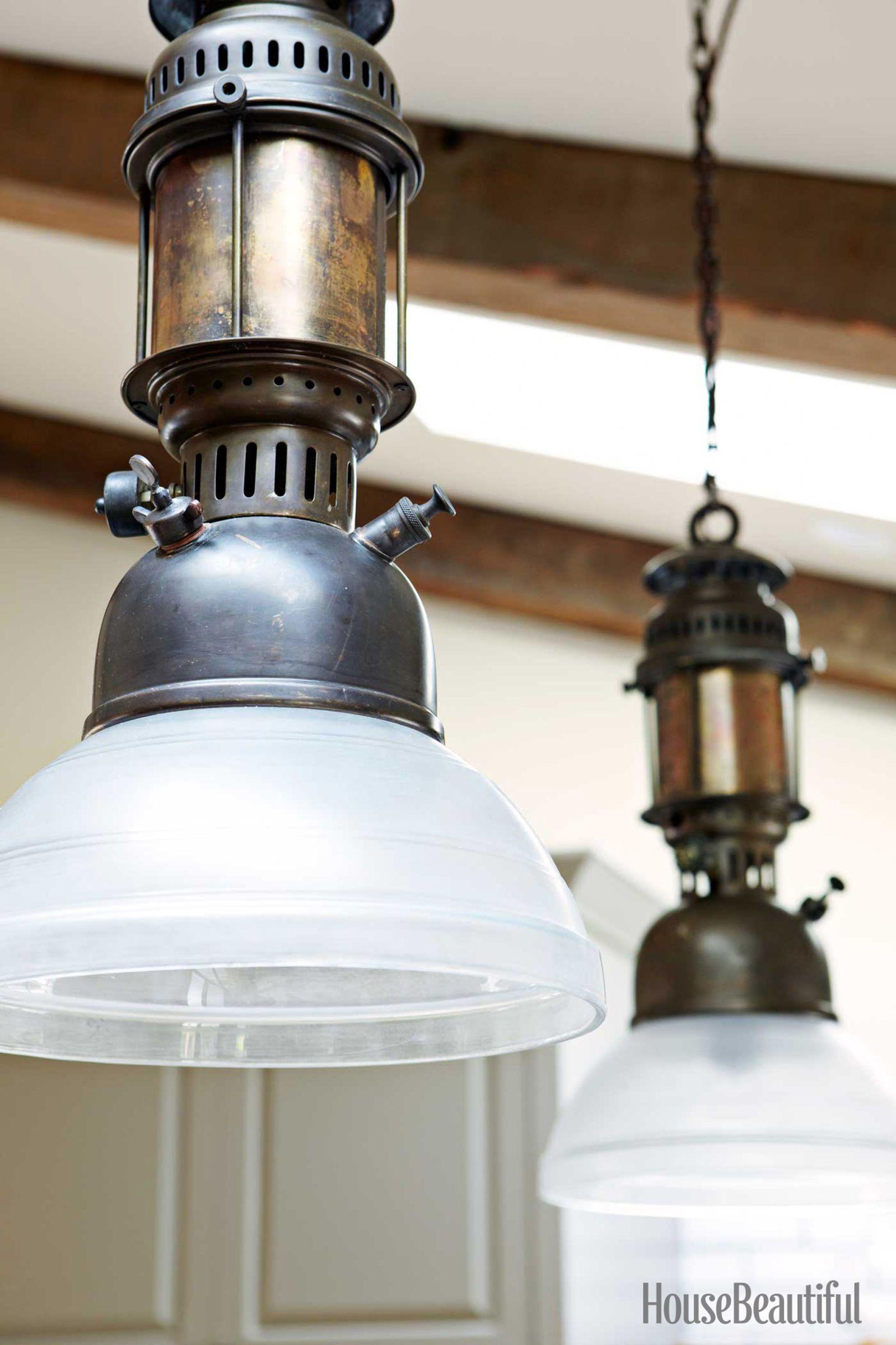 Obsolete vintage light fixtures