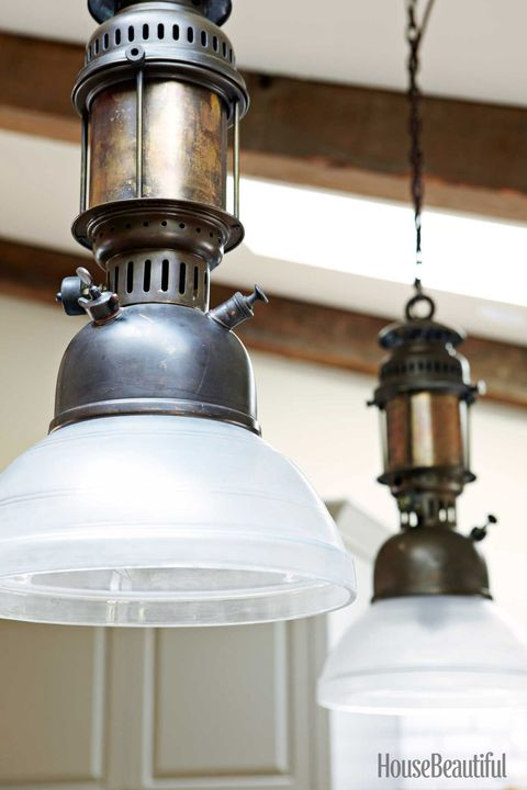 Obsolete vintage light fixtures