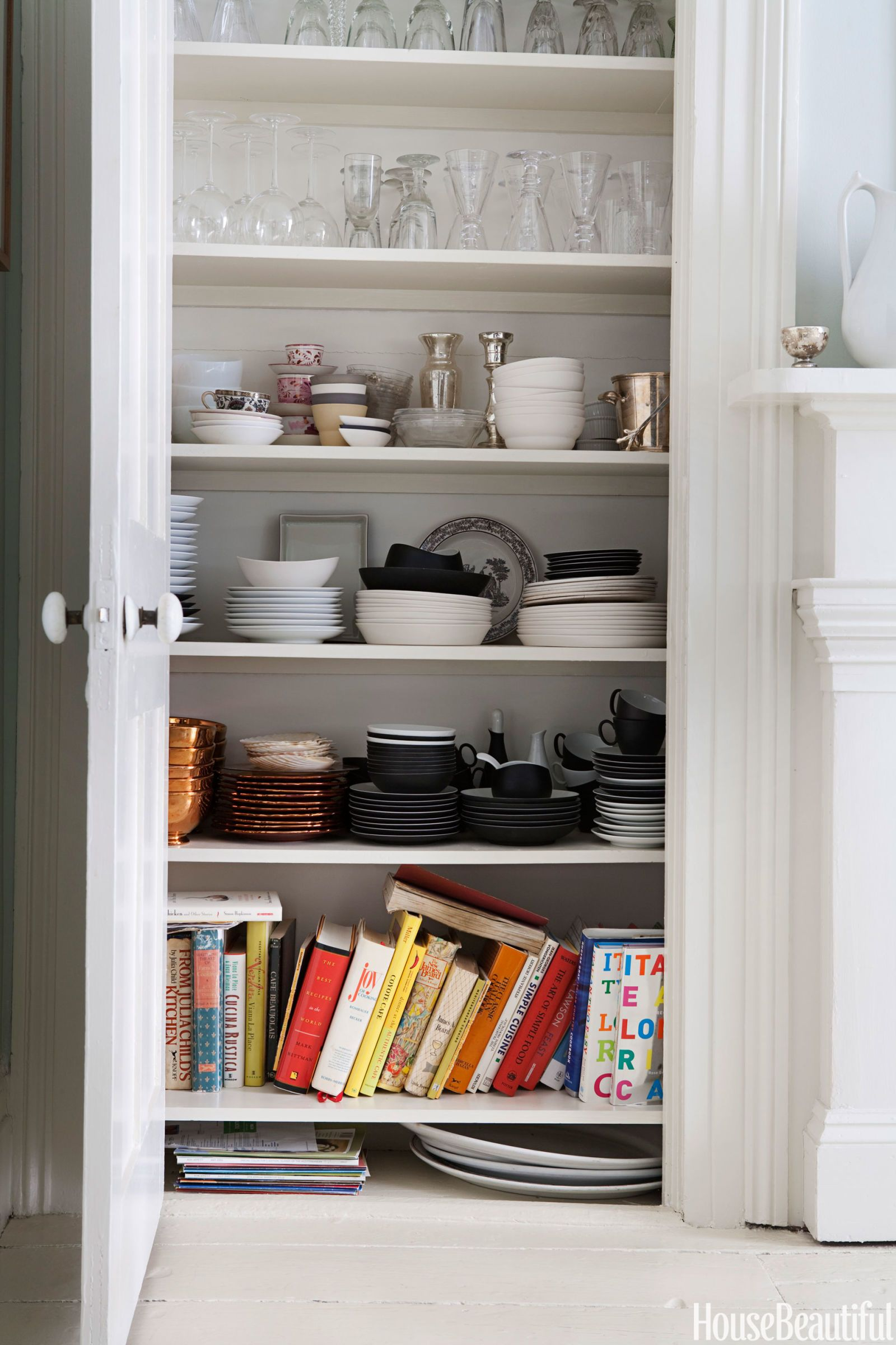 10 Clever Ways to Conceal Clutter