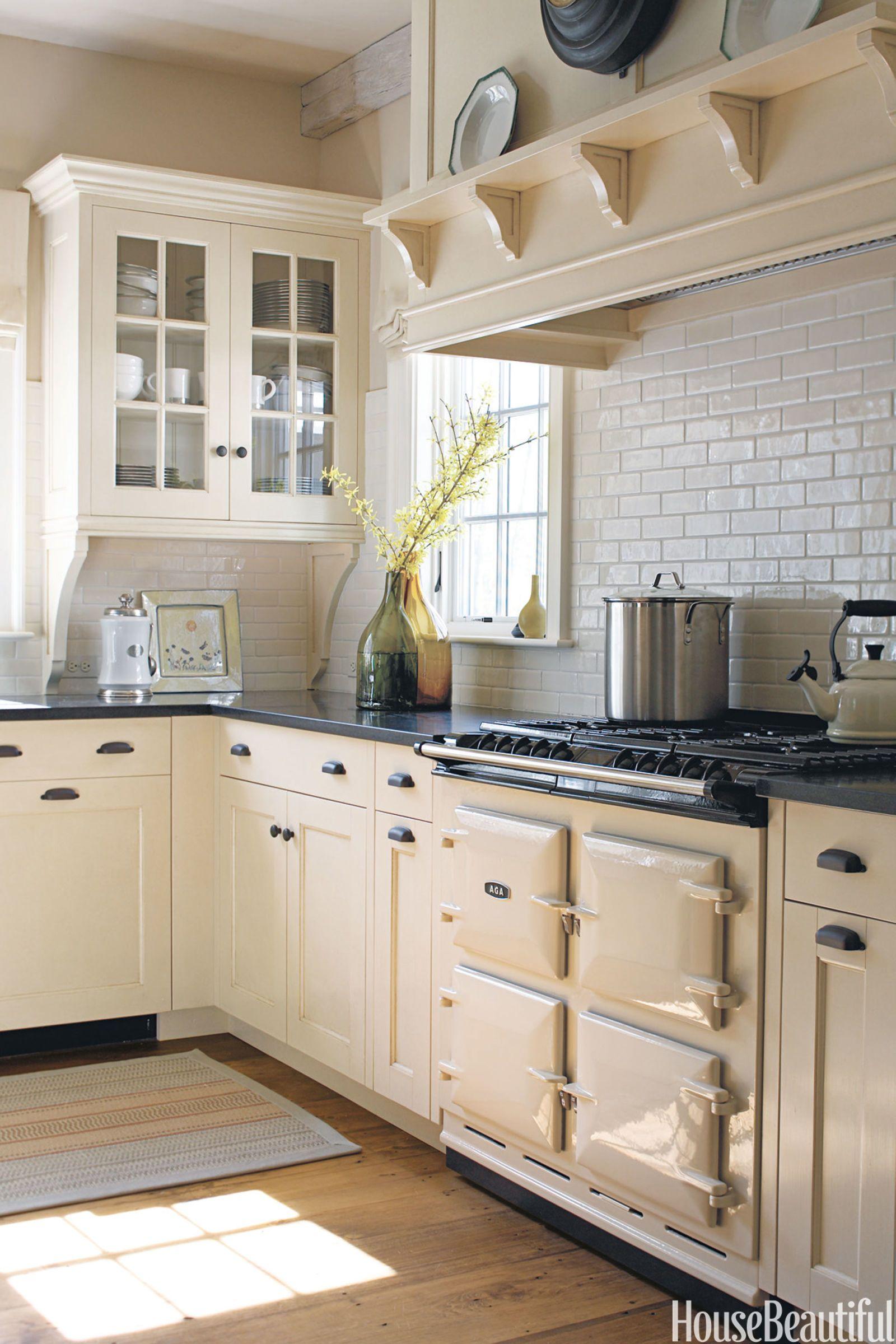 vermont farmhouse kitchen