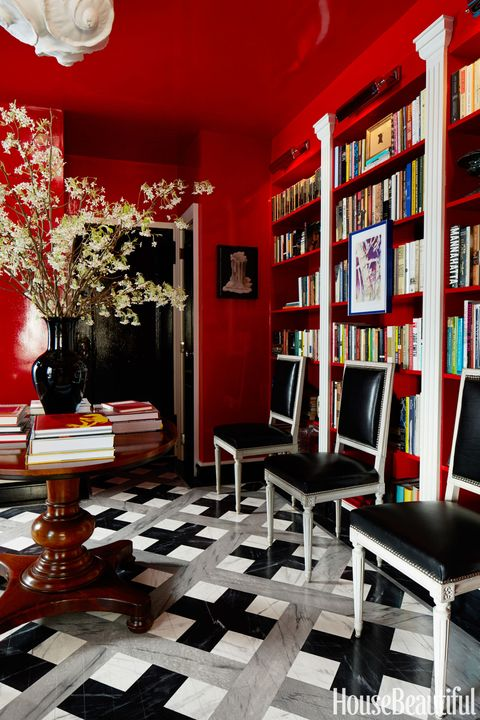 13 Shades Of Red That Bring The Drama