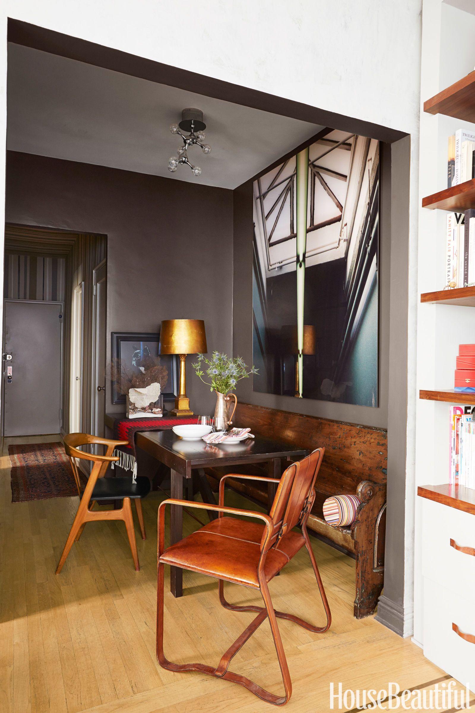 Designing a 700-Square-Foot Manhattan Apartment