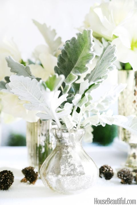 winter whites arrangement