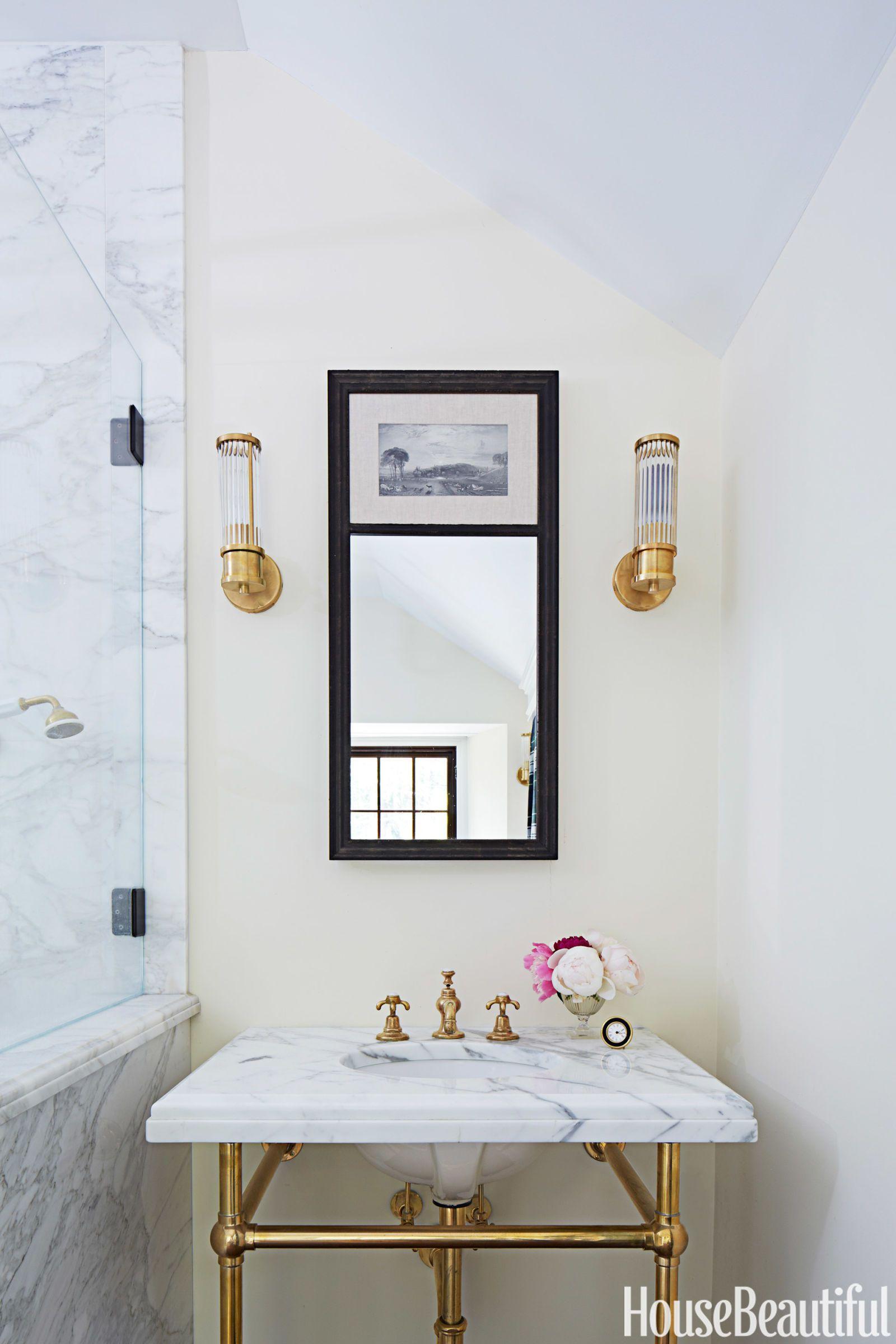 bronze washstand