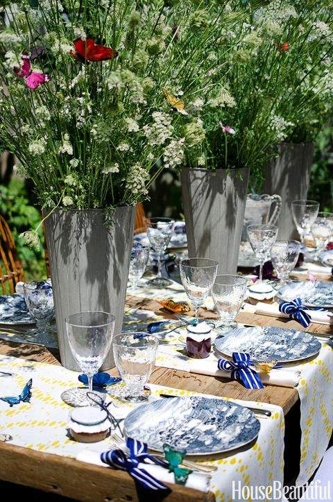 michael devine tablescape