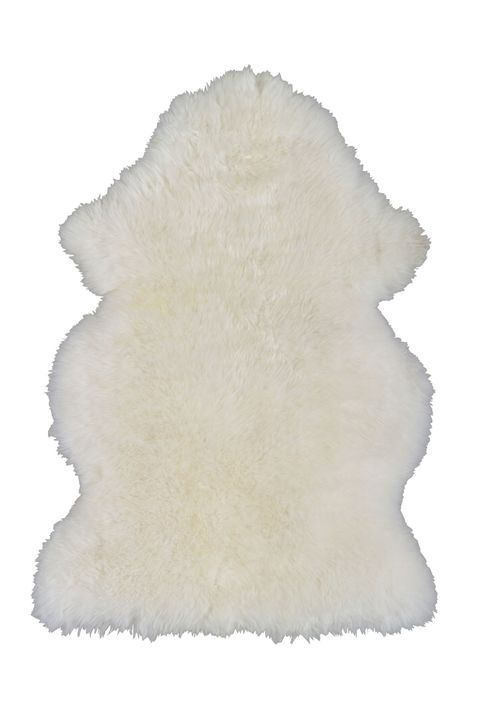 ikea rens sheepskin rug