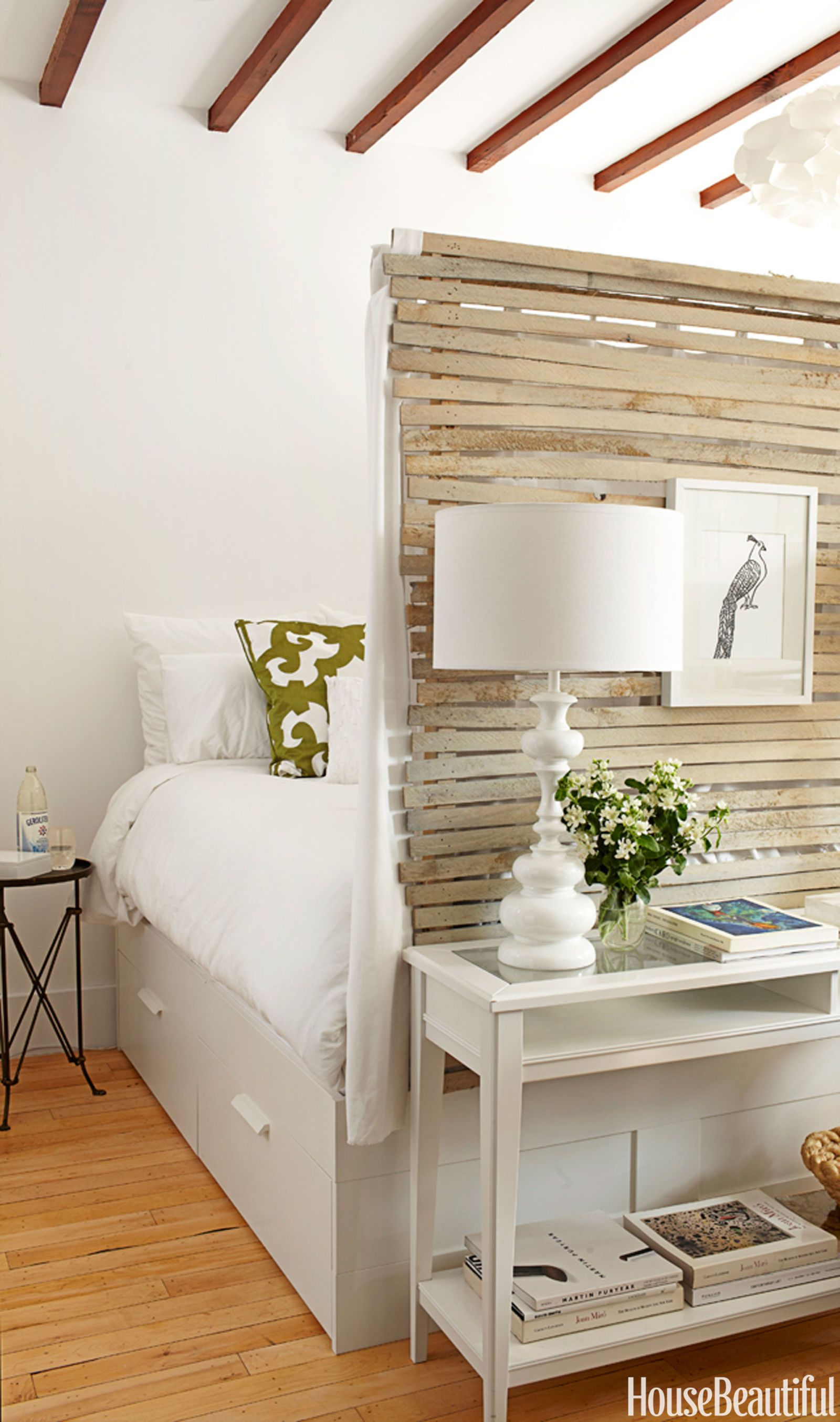 storage bed & Small Room Design - Decorating Ideas for Tiny Rooms