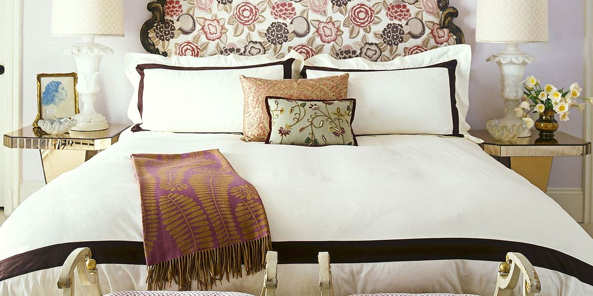 Red And White Decor Romantic Decorating Ideas Beauteous Red And White Bedroom Decorating Ideas