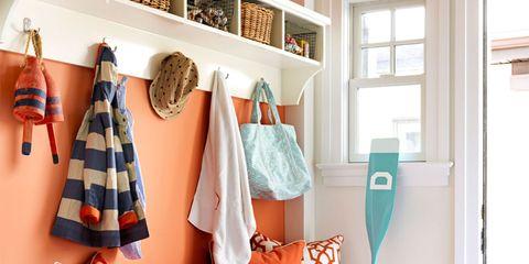 orange entry