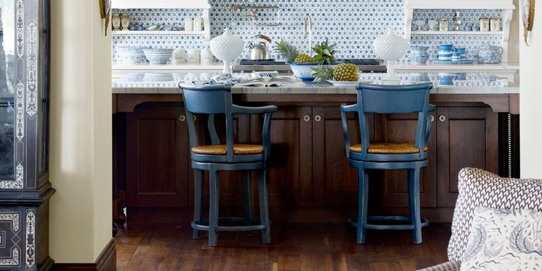10 Unexpected Ways to Add Color to Your Kitchen