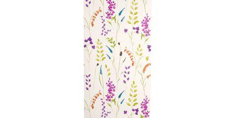 Pretty floral wallpaper flower wallpapers modern field flowers wallpaper mightylinksfo