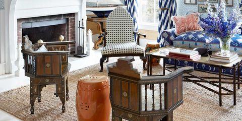 john knott and john fondas maine summer house quadrille design