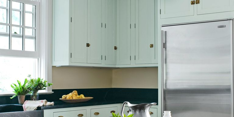 mint kitchen cabinets - Decorating Ideas Kitchen