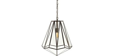 Line, Earrings, Light fixture, Triangle, Metal, Chain, Body jewelry, Scale, Silver, Ceiling fixture,