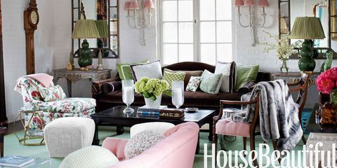 A Cheerful Lake Forest, Illinois, House With a Preppy Palette