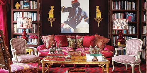 You Know Your Decorating Style Is Maximalist When...