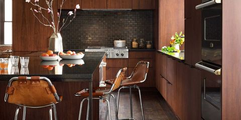 A Warm, Modern Kitchen in New York City
