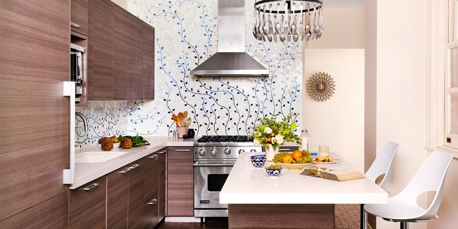 Tour a Modern Kitchen With a Whimsical Surprise