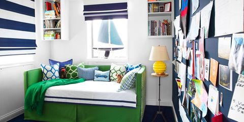 10 Reasons to Go Color-Crazy in Your Kid's Room