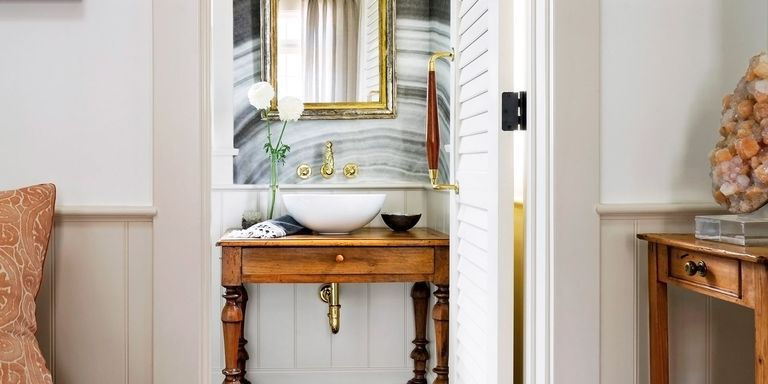 Guest Bathroom Design & Decorating Ideas