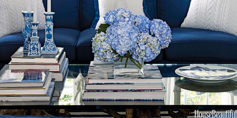 Coffee Table With Books