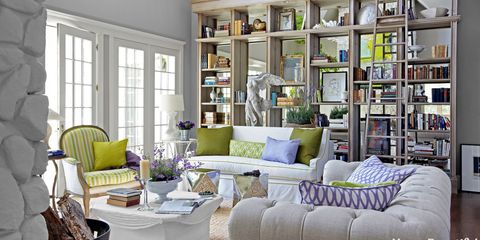 9 Brilliant Decorating Ideas for Your Bookshelves