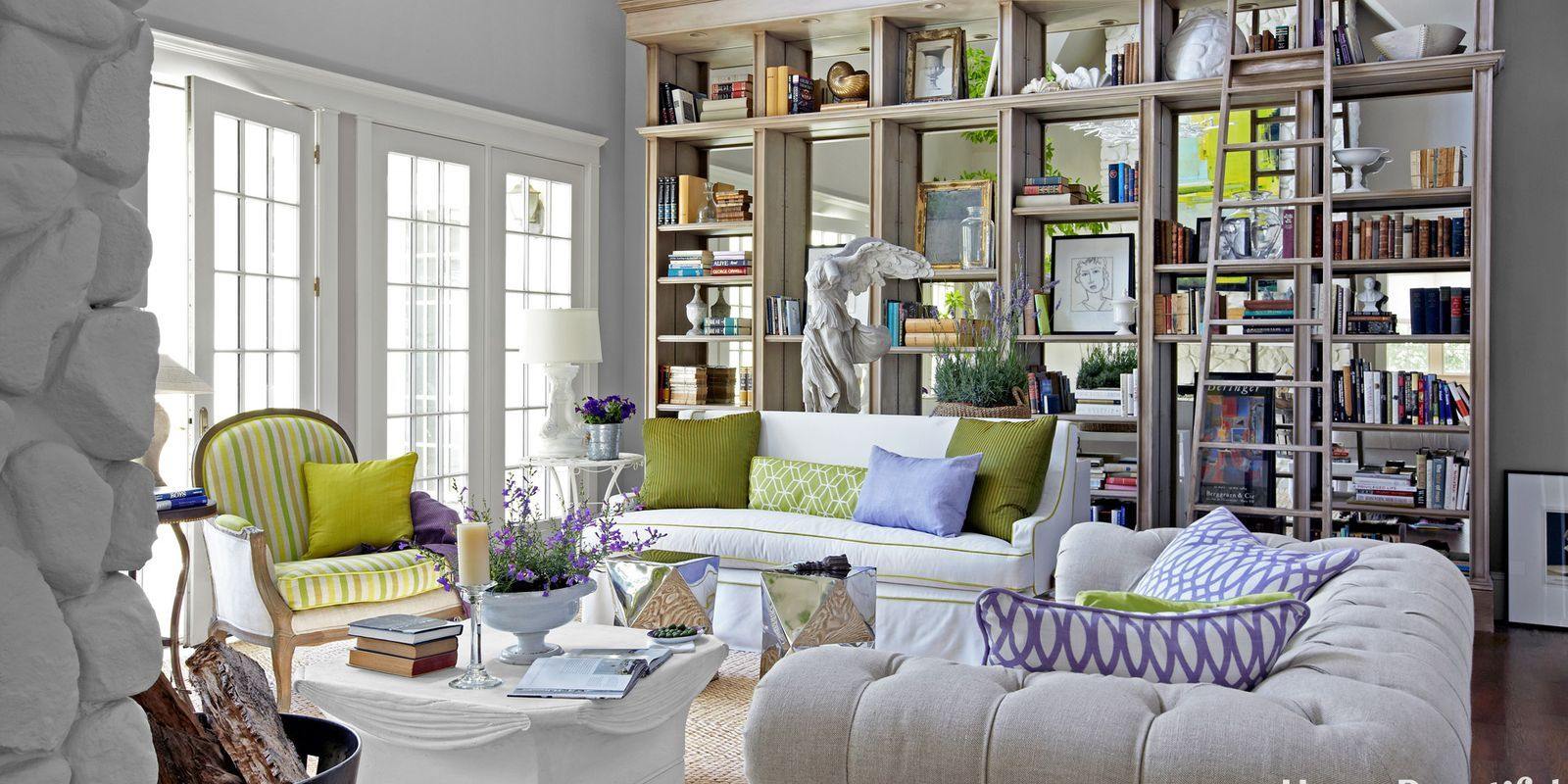 Beau Add Some Excitement To Your Shelves With These Ideas.