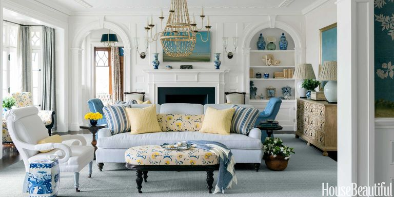 Why Blue and White Will Never Go Out of Style