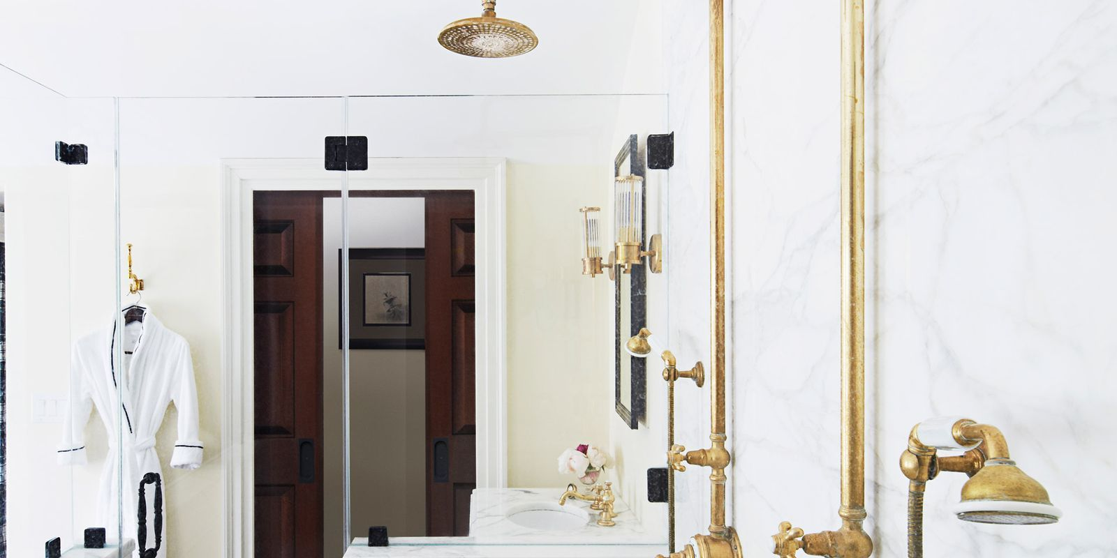 Get the Look: A Bathroom Inspired By the Gilded Age
