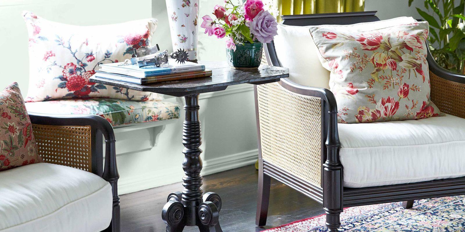 kensington cane chairs
