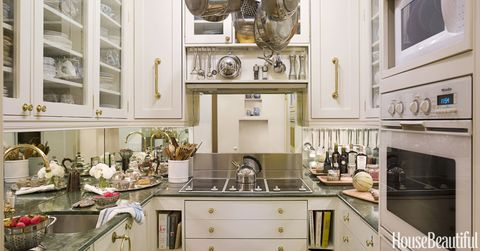 New York - Small - Efficient - Kitchens - Designs