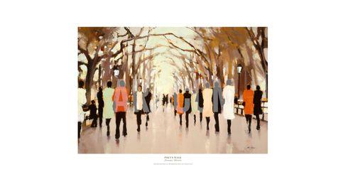 poets walk lorraine christie