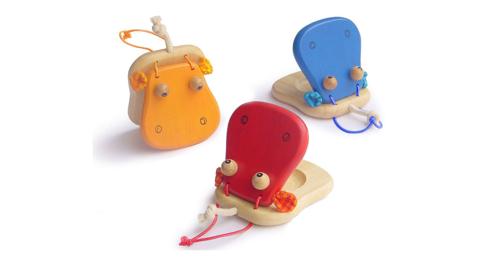 hippo wooden toys