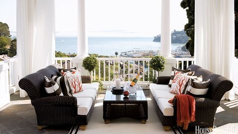 san francisco bay porch