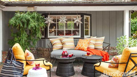 Happy Colorful California House Colorful Decorating Ideas