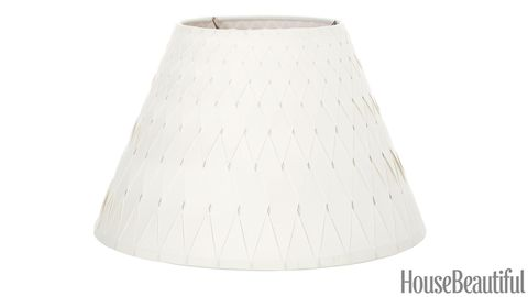 empire woven paper shade
