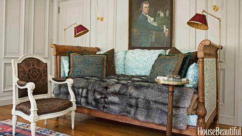 robert couturier guest room