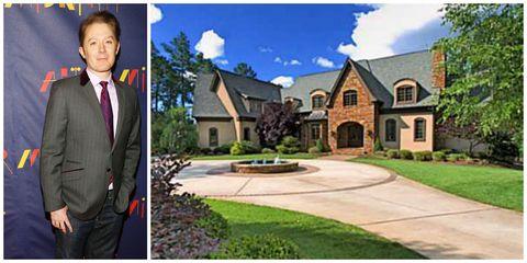 Clay Aiken Sells North Carolina Home