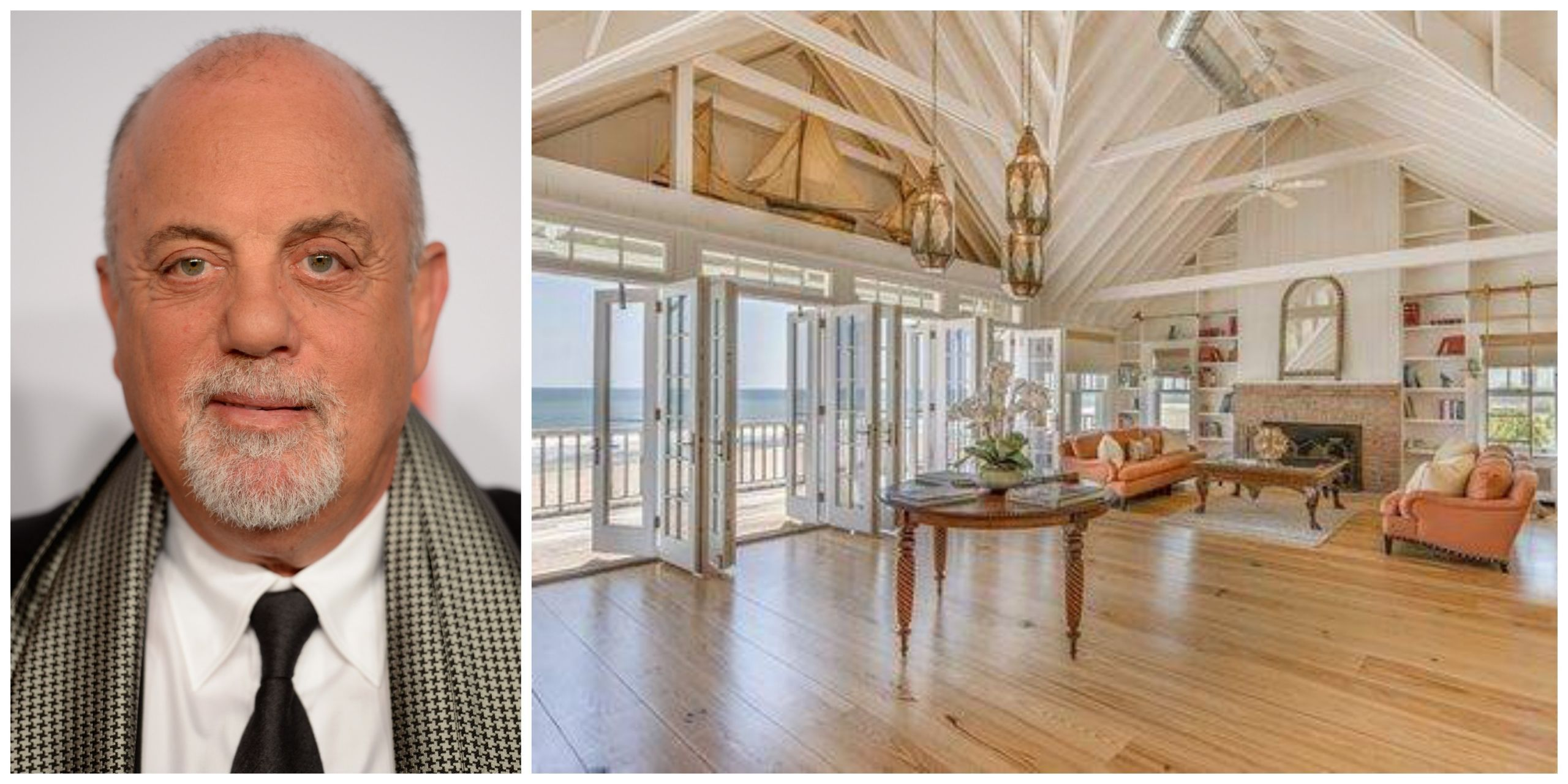 Billy Joel Finally Sells Nate Berkus-Decorated Beach House