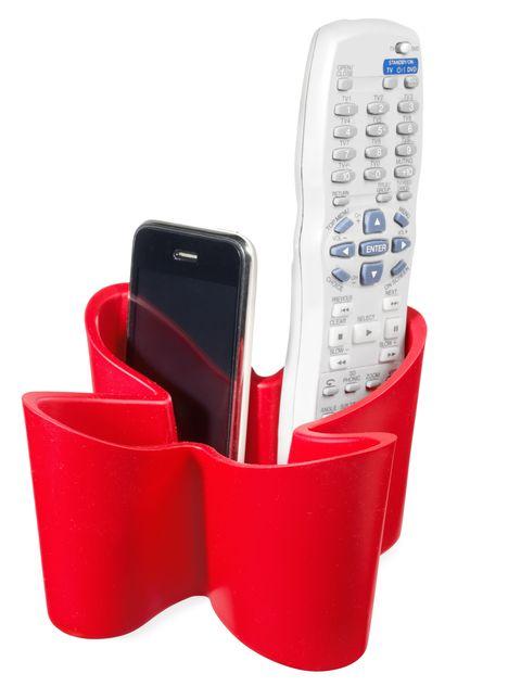 Red, Carmine, Plastic,