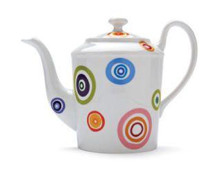 Circles Coffee Pot