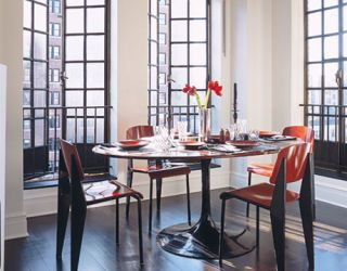 Modern Mix Dining Room