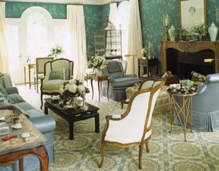 New Romantic Living Room