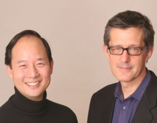 Ed Ku and Etienne Coffinier