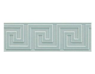 greek key border tile