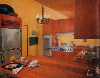 1960S Kitchen Entrancing 1960S Kitchens  Kitchen Design Ideas Inspiration Design