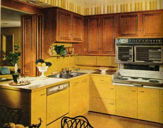 1960s Kitchens - Kitchen Design Ideas on 60's kitchen wallpaper, 60's retro kitchen, 60's living room, 60's kitchen remodel, 60's fireplace, 60's toys, 60's wardrobe, 60's kitchen floor, 60's kitchen renovations, 60's kitchen shelving, 60's counter tops, 60's kitchen tables, 60's appliances, 60's restaurants, 60's kitchen decor, 60's design, 60's refrigerators, 60's galley kitchens, 60's light fixtures, 60's kitchen sink,