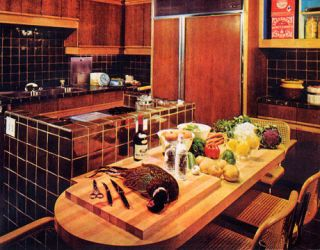 manhattan kitchen - 1970s Kitchen